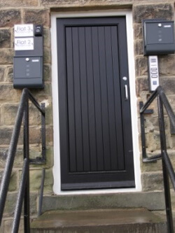 Residential multi-flat conversion endpoint external 2