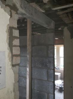 Residential multi-flat conversion internal 5