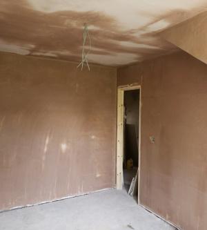 Residential multi-flat conversion progress 6