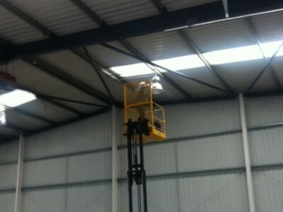 Powersave Installations LED Retrofit Services